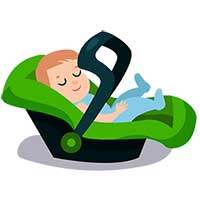 Free Baby & Booster Seats